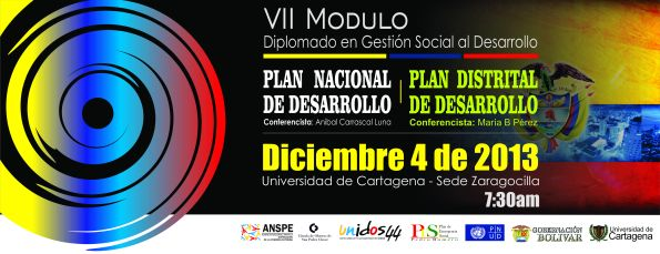 VII Modulo - Diplomado en Gestión Social al Desarrollo